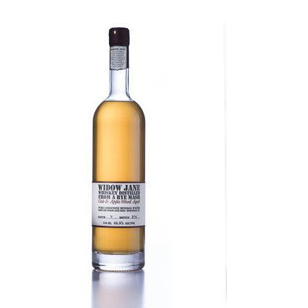 Widow Jane Applewood Finished Rye 750 ML