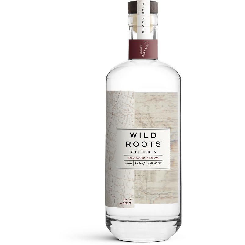 Wild Roots Vodka 750 mL