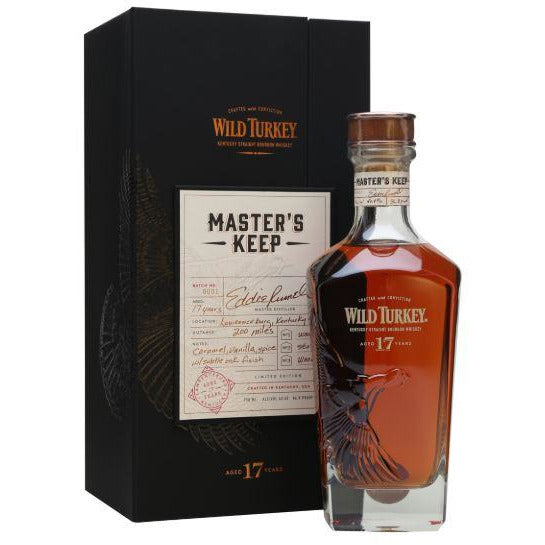 Wild Turkey Master's Keep 750 ML