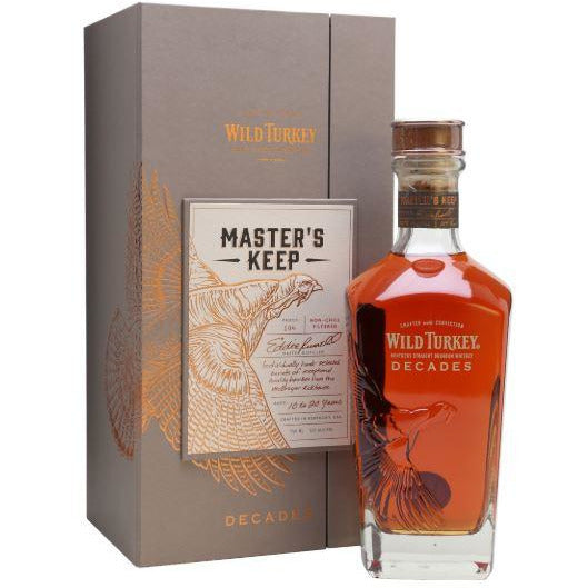 Wild Turkey Master's Keep Decades 750 ML