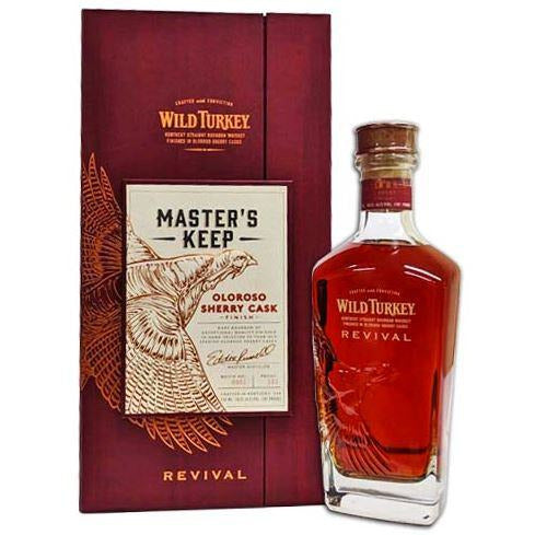 Wild Turkey Master's Keep Revival 750 ML