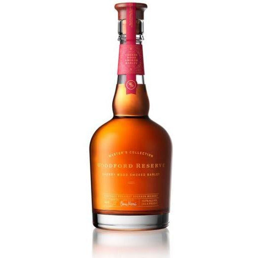 Woodford Reserve Cherry Wood Smoked Barley 750 ML