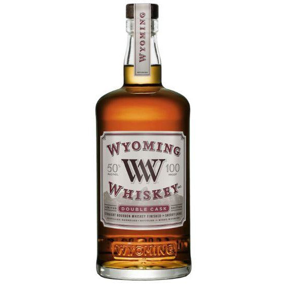 Wyoming Whiskey Double Cask Bourbon 750 ML