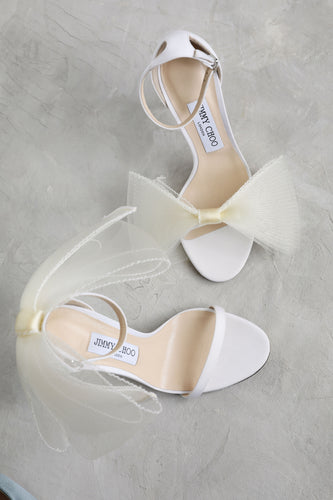 Jimmy Choo Bow Shoes