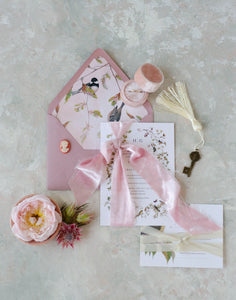 Peachy Pink Kit