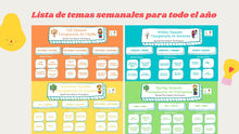 Load image into Gallery viewer, The Classroom: Spanish for Early Learners (12 months of Spanish)
