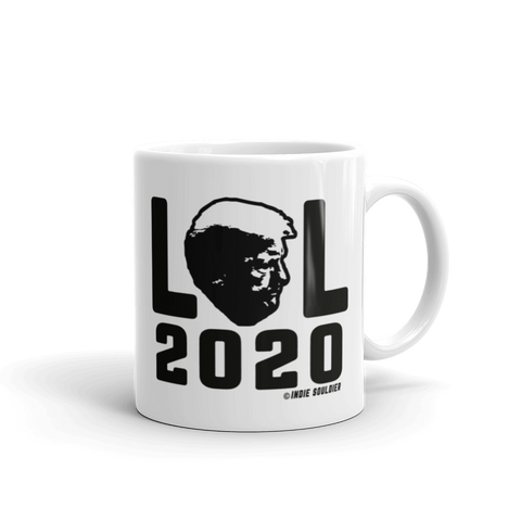 LOL 2020 MUG / BLACK INK