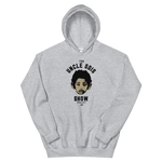 THE UNCLE ODIS SHOW PODCAST HOODIE / BLACK INK