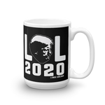LOL 2020 MUG / WHITE INK