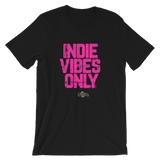 INDIE VIBES ONLY / HOT P-INK DISTRESSED