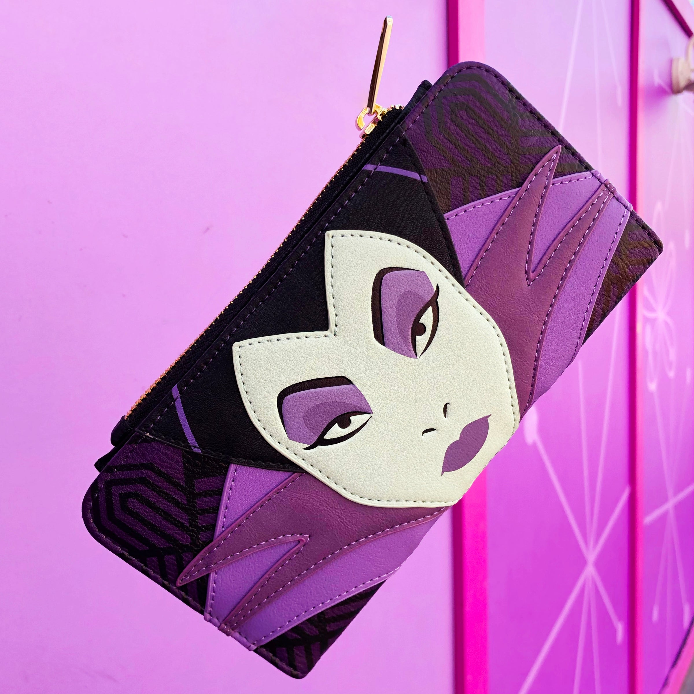 Loungefly x Maleficent  Cosplay Wallet