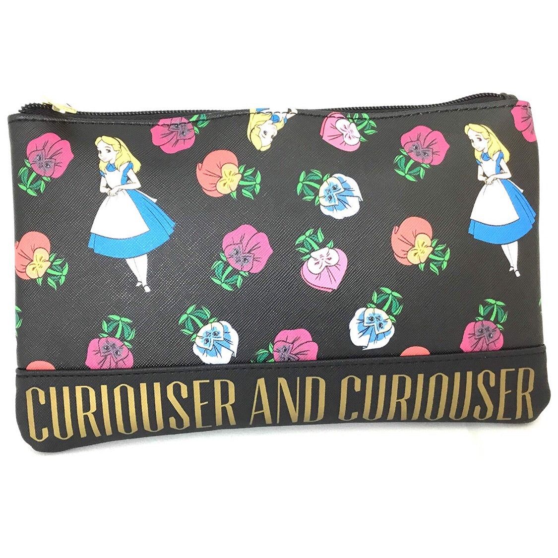 Loungefly x Alice in Wonderland Coin/Cosmetic Bag