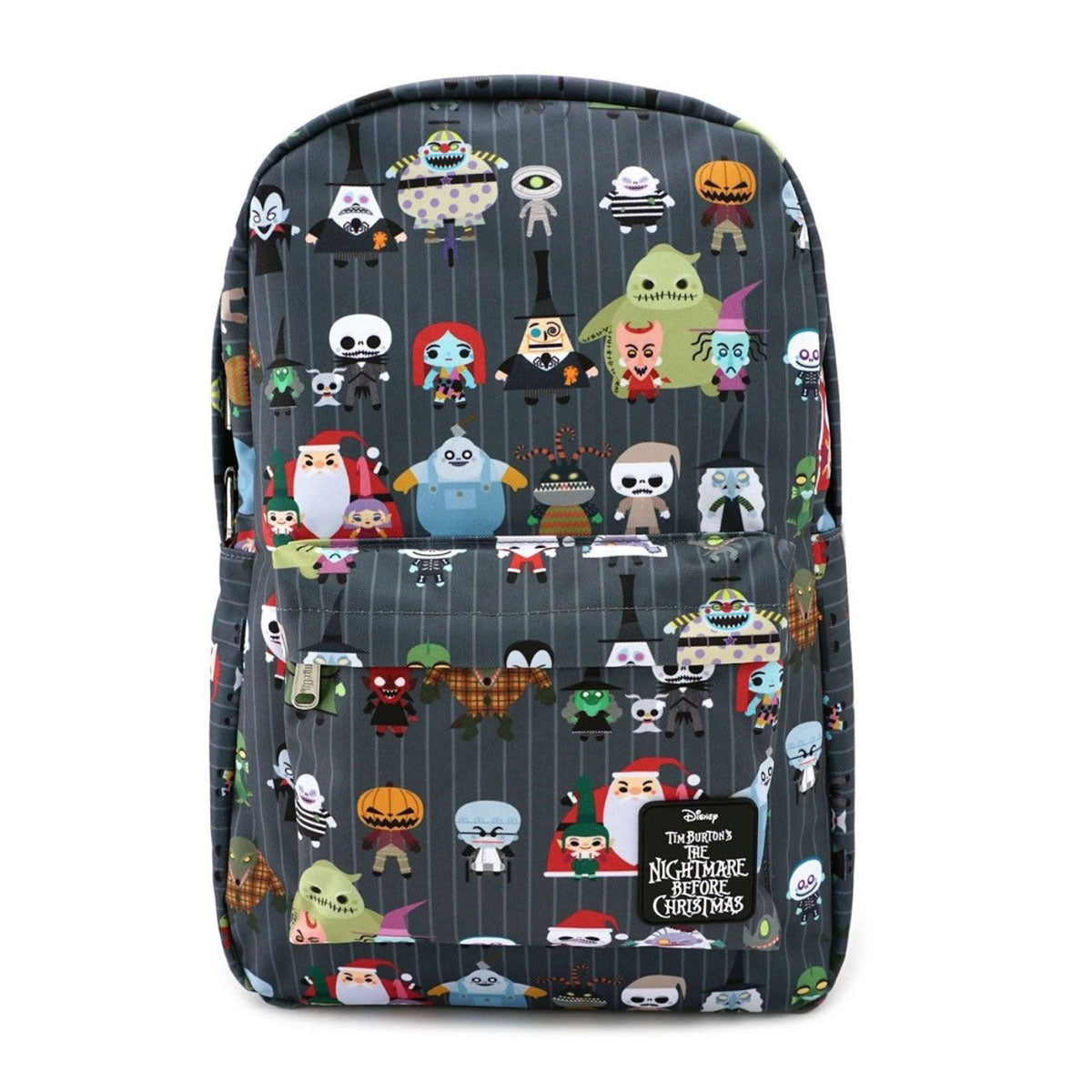 Loungefly X Disney - 25th Nightmare Before Christmas Character Backpack