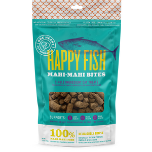 Happy Fish Mahi-Mahi Bites (2.5 oz) - One Heart Pet