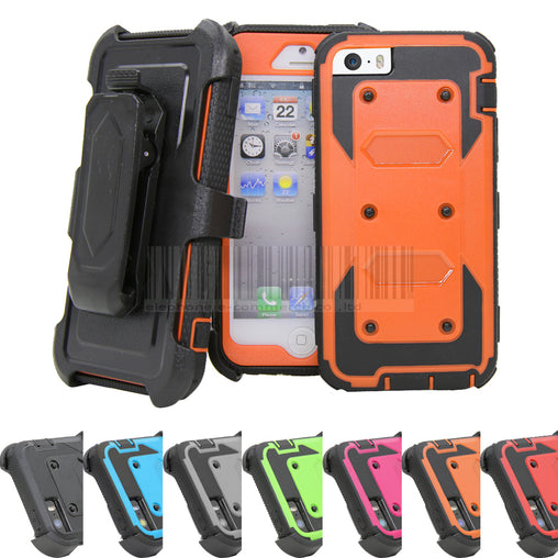 Heavy Duty Protective Case for iPhone