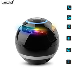 mini speaker wireless  Portable speaker Bluetooth Speakers computer with   Enhanced Bass Microphone