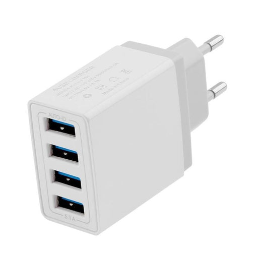 4A 4 Port USB Charger