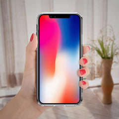 Clear Silicone Case for iPhone XR