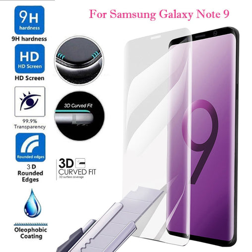 Tempered Glass for Samsung Note 9