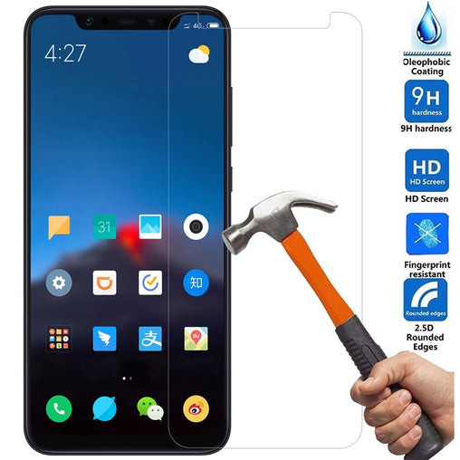 Tempered Glass for Xiaomi Mi 8