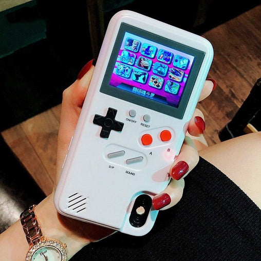 Classic Game Case For iPhone