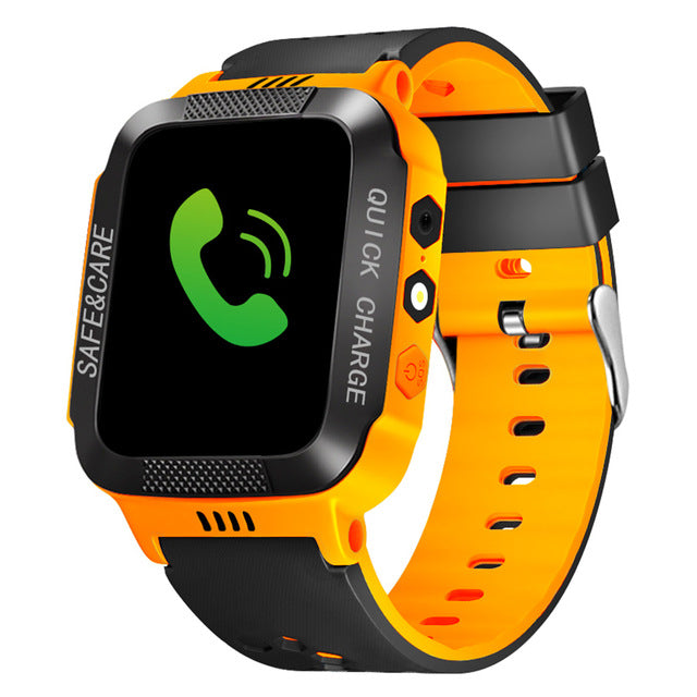 GPS Tracker Smartwatch