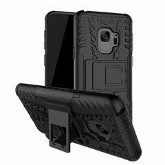 For Samsung Galaxy S9 S10 Plus Luxury Hybrid Armor Slim Matte PC Hard Cover For A6 A7 A8 A9 J4 J6 2018 S8 Rugged Case Note 8 9