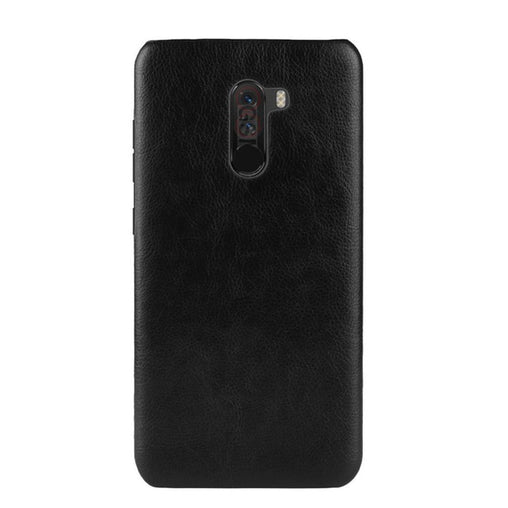 Soft Leather Case Cover for Pocophone F1