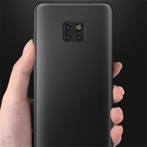 Solid Silicone Cover for Huawei Mate 20 Pro