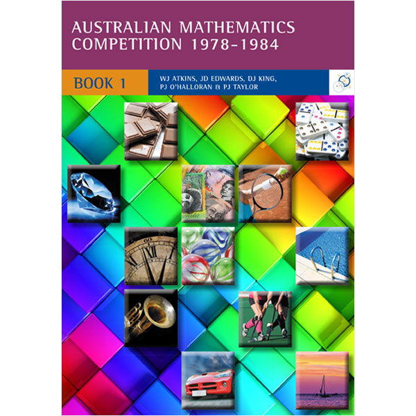 Australian Maths Comp Book 1 1978-1984 (non-printable PDF)