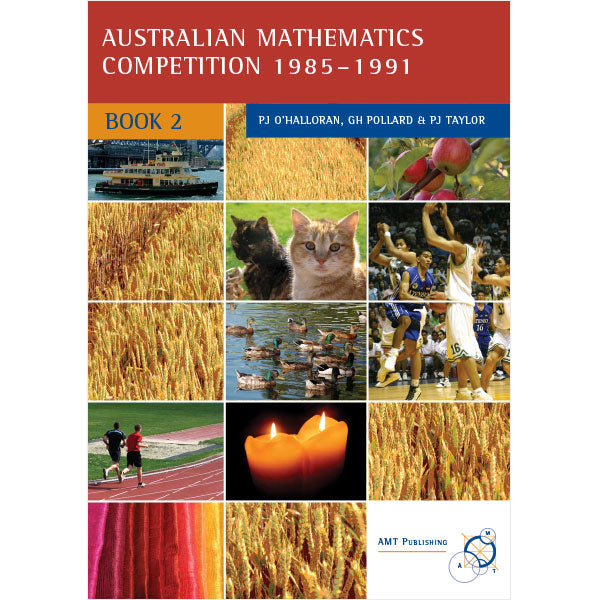 Australian Mathematics Competition Book 2