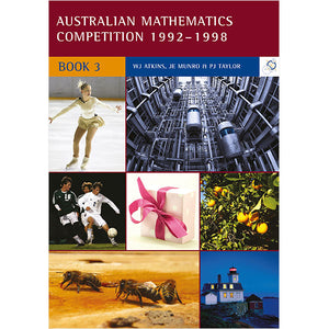 Australian Mathematics Competition Book 3