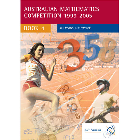 Australian Mathematics Competition Book 4