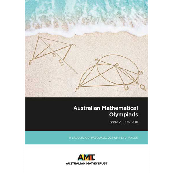Australian Mathematical Olympiads Book 2