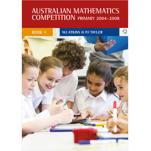 Australian Mathematics Competition Primary Book 1
