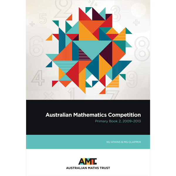 Australian Mathematics Competition Primary Book 2