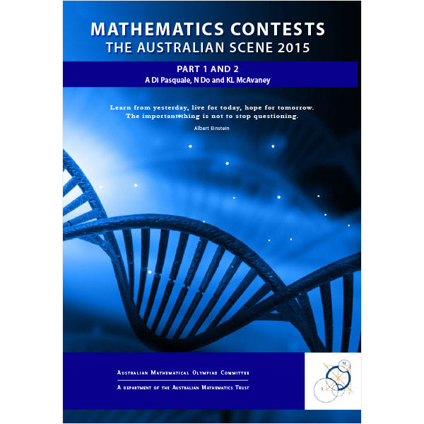 Mathematics Contests: The Australian Scene 2015