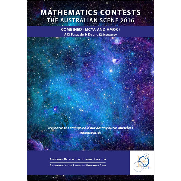 Mathematics Contests: The Australian Scene 2016