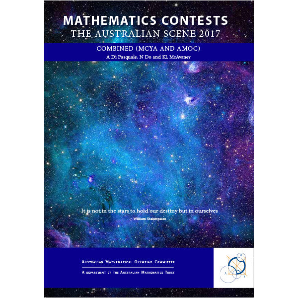 Mathematics Contests: The Australian Scene 2017