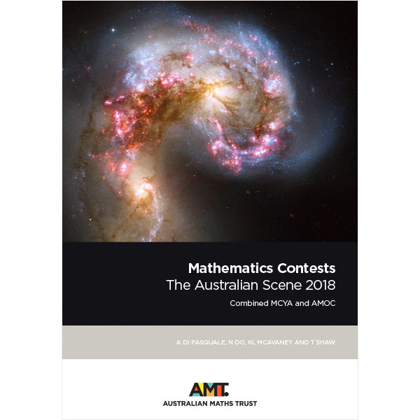 Mathematics Contests: The Australian Scene 2018