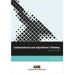 Computational & Algorithmic Thinking (CAT) Book 2 (2011-2015) - Non-printable PDF