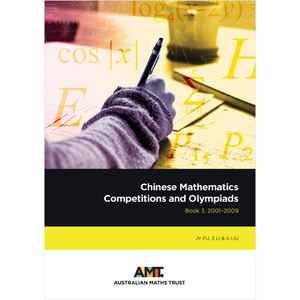 Chinese Mathematics Competitions and Olympiads Book 3