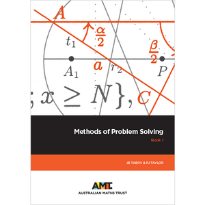 Methods of Problem Solving Book 1