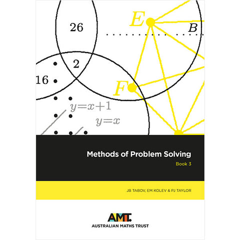 Methods of Problem Solving Book 3