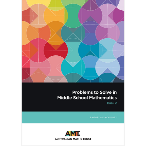 Problems to Solve in Middle School Mathematics Book 2