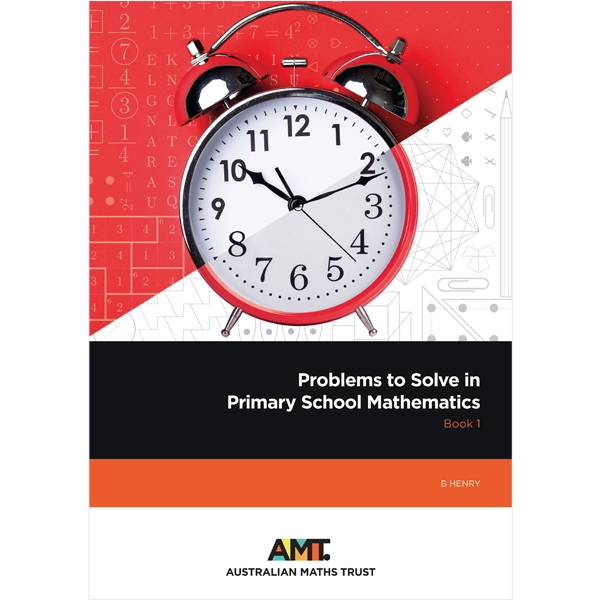 Problems to Solve in Primary School Mathematics