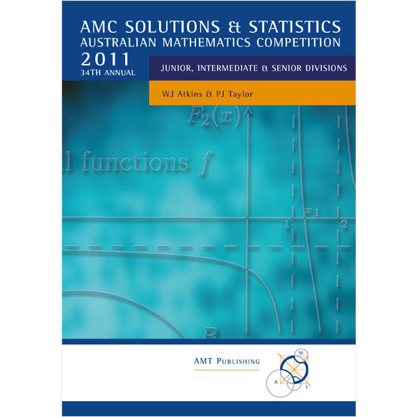 2011 AMC Solutions & Statistics, Secondary Divisions