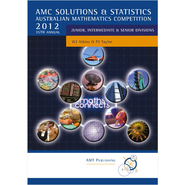 2012 AMC Solutions & Statistics, Secondary Divisions