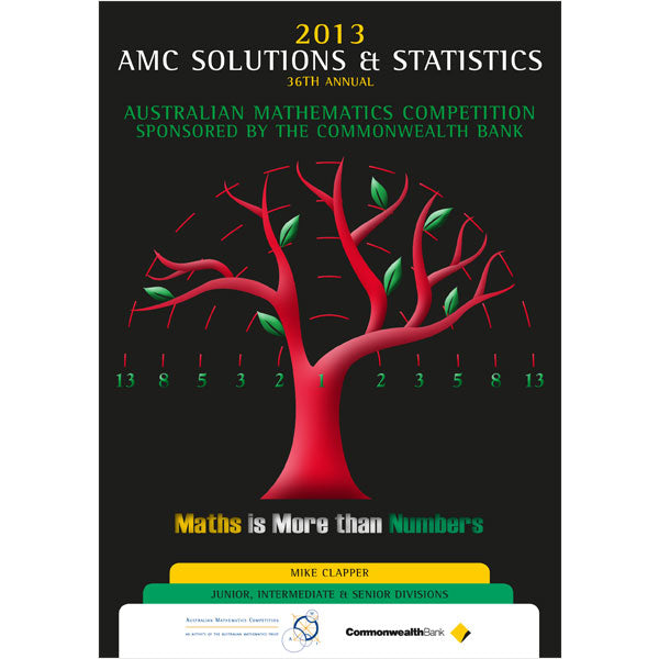 2013 AMC Solutions & Statistics, Secondary Divisions
