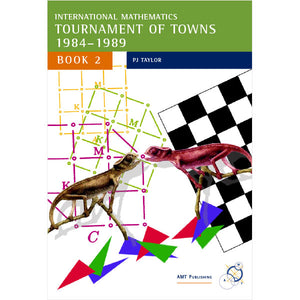 International Mathematics Tournament of Towns Book 2